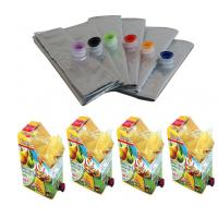 Quality Flexible Fresh Juice Bag In Box Containers Easily Dispensable for sale
