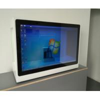 Wholesale FCC Three Side Transparent Lcd Display BoxAluminum Extrusions Frame from china suppliers