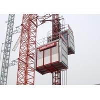 Quality Industrial Construction Hoist SC200 / 200GZ , CE Approved Building Hoist for sale