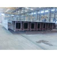 Wholesale Heavy Duty Building Steel Frame Pre - Fabrication Commercial Steel Buildings from china suppliers