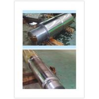 Wholesale Carbon Steel Marine Rudder Spindle Stock , Intermediate Shaft Forging from china suppliers