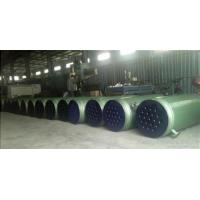 Wholesale Multi tube glass lined heat exchanger for chemical , agrochemical industry from china suppliers