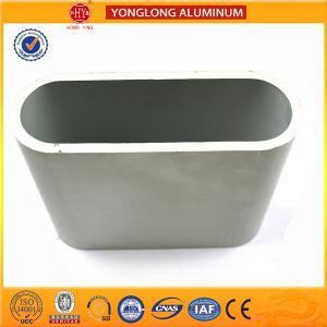 Wholesale Custom Standard Extruded Aluminum Hollow Profile / Aluminium Door FrameProfile from china suppliers