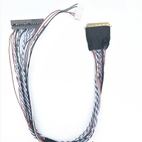Wholesale IPEX 20455 040E 12 LVDS Screen Cable 300V 600V Full Hd Lvds Cable from china suppliers