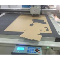 Buy cheap carton sample making cnc cutting table production making machine from wholesalers