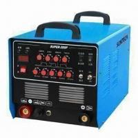 Wholesale Inverter DC/AC TIG/MMA/CUT pulse welder, high efficiency and low noise from china suppliers