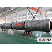 Quality High Thermal Efficiency Rotary Industrial Drying Equipment For Desulfurization Gypsum for sale
