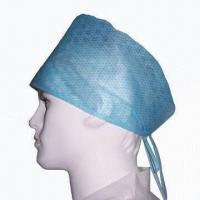 Wholesale Disposable Surgical Cap for Medical and Dust Prevention, Various Colors Available from china suppliers