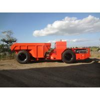 Wholesale 7cbm Or 15 Tons Bucket Capacity Underground Mining Dump Trucks , RT-15 Low Profile Truck from china suppliers