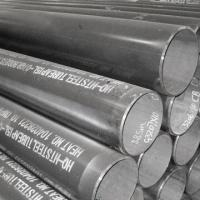 Quality Steel Pipes with LSAW and SSAW Techniques for sale