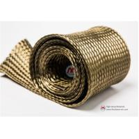 Buy cheap XM Basalt Fiber Firesleeve(with Silicone Coating) from wholesalers