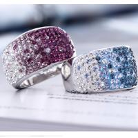 Wholesale Ref No.: 505009 Coral Sea Elements Swarovski rings on sale local jewelers kc jewelry from china suppliers