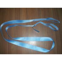 Wholesale Green 1200kg Polyester Endless Slings , Flat Single Use Lifting Slings from china suppliers