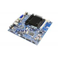 Wholesale 2 COM Ports Processor J1800 fanless itx motherboard , Industrial Embedded Motherboard from china suppliers