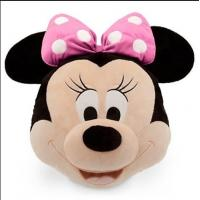 Wholesale Original Disney Mickey Mouse and Minnie Mouse Big Head Cushions And Pillows from china suppliers