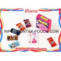 Wholesale Holiday Pop Gift Box with Sour Fruit Sweets and Puzzle 3D Sweets Candy Box from china suppliers