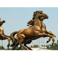 Quality 2016 high quality metal crafts bronze horse statue for sale