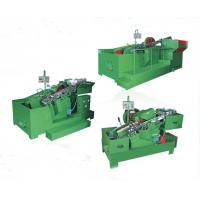 Wholesale Horizontal Flat Die Thread Rolling Machine With 1.1-15kw Motor Power , High Speed from china suppliers
