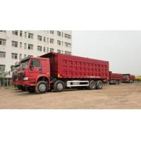 Quality China supplier HOWO 336hp new dumper truck / dumper lorry with warranty in africa market for sale