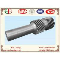 Wholesale Gear Wheel Shaft Free Forging Process EB24015 from china suppliers