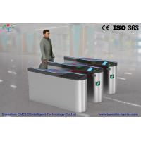 Wholesale Security Pedestrian Subway Turnstile 90 Watt With 30 ~ 45 People / Min Speed from china suppliers