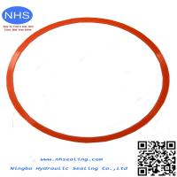 Wholesale Spiral Back Up Ring/PTFE Back-up Rings for Cylinder Machine in Orange/Brown/Coffee Color from china suppliers