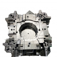 Wholesale Single Cavity A380 A360 ADC12 Aluminum Casting Mould from china suppliers