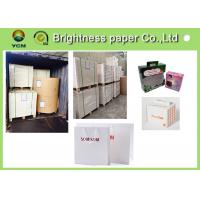 Wholesale GC1 250gsm Ivory Board Paper FBB Two Side White Cardboard For Electronic Packing from china suppliers