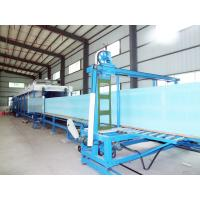 Quality Automatic Sponge Foam Making Machine / Mattress Manufacturing Machines With US Viking Pumps for sale