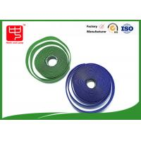 Wholesale Fire Retardant Hook And Loop Fastener Tape , Self Adhesive Velcro Tape Roll from china suppliers