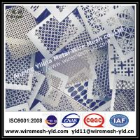 Wholesale the true manufacture of perforated metal in Canton Fair from china suppliers