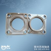 Quality Stainless steel 45mm Bearing Flange Housing High Precision SF209 for sale