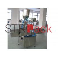 Quality 0.4 - 0.6MPa Piston Filling Machine for chemical foodstuff and pharmaceutic for sale