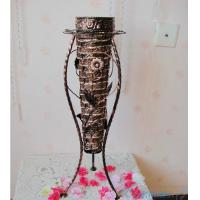 Wholesale design flower rack planters basket decoration metal from china suppliers