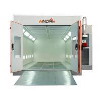 Buy cheap 7.5KW Exhaust Turbo Fan Downdraft car Spray Booth For Automobile Painting, Maintenance WD-60A from wholesalers