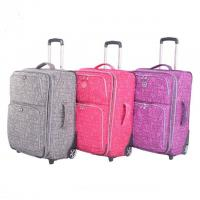 Wholesale Good quality traveling trunk,trolley case box,Luggage set,traveling rod box ,wheels cases from china suppliers
