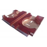 Wholesale Customized Skiving Copper Heatsink Aluminum Heatsink Extrusion For Computer Mainboard from china suppliers