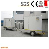 Quality portable trailer toilet for sale