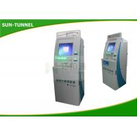 "Wholesale 15"" Industrial Touch Screen Information Kiosk For Payment / Data Capture from china suppliers"