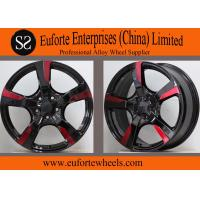Wholesale Euro Black Aluminum Alloy Custom Off Road Wheels 19 inch 20 inch from china suppliers