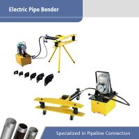 Buy cheap Portable Electric Pipe Machine / Hydraulic Pipe Bending Machine from wholesalers