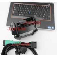 Quality Full Set Man Heavy Duty Truck Diagnostic Scanner 14.1 With E6420 Laptop T200 Usb Cable for sale