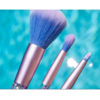 Wholesale Oil Liquid Cosmetic Brushes nylon beauty professional cosmetic brush set from china suppliers