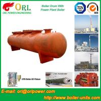 Wholesale Carbon Steel Boiler Steam Drum 100 Ton Per Month for Power Station from china suppliers