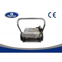 Wholesale Battery Operated Manual Push Floor Sweeper Machine Energy / Time Saving from china suppliers