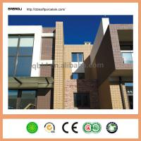 Wholesale 240*60mm  Eco-Friendly  Modified Clay Outdoor Fake flexible brick Wall Covering from china suppliers