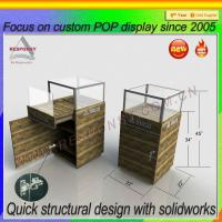 Wholesale Display Cabinet Floor Watch Display Cabinet Rack from china suppliers