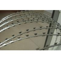 Wholesale Electric Galvanized Razor Barbed Cbt 65 Wire Cross Type For Gardens from china suppliers