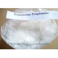 Wholesale Testosterone Propionate Pharmaceutical Grade Testosterone Anabolic Steroid Powder Test Prop from china suppliers