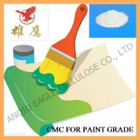 Wholesale Paint grade CMC as thickeners from china suppliers